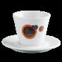 Dimello Cuptales Ethiopia - Cappuccino 4 cups