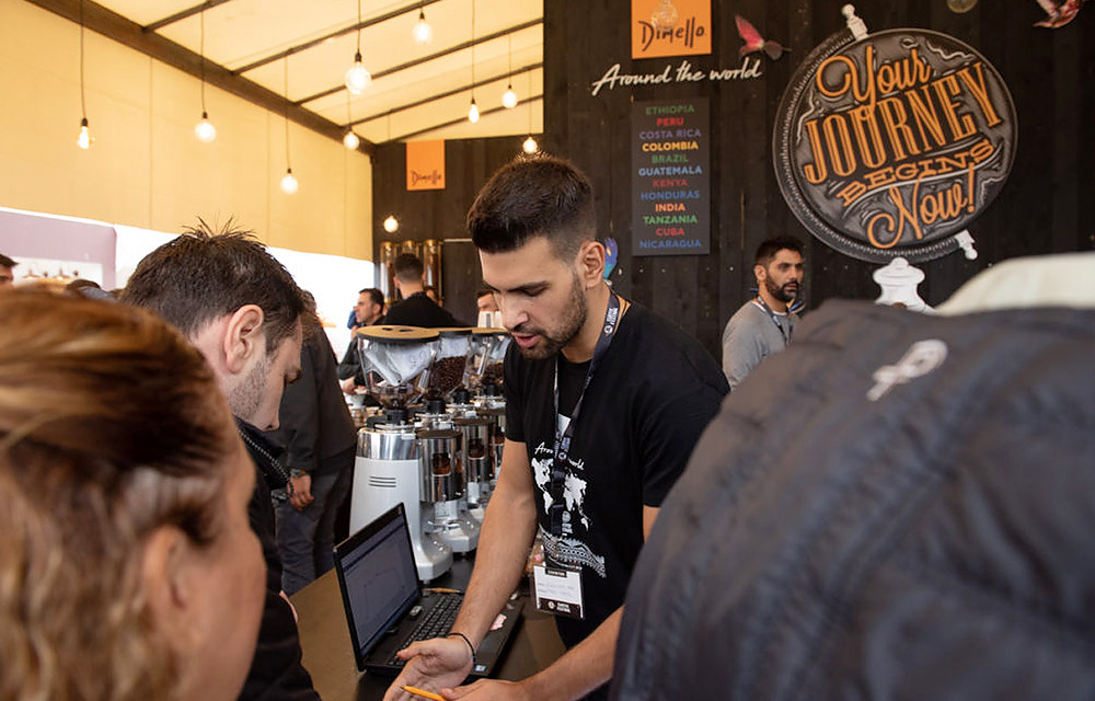 Athens Coffee Festival 2018