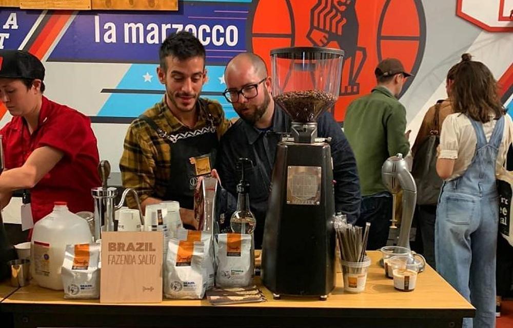 Ο Dimello στο Φεστιβάλ Καφέ της Νέας Υόρκης
