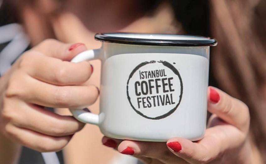 O Dimello στο Istanbul Coffee Festival 2019