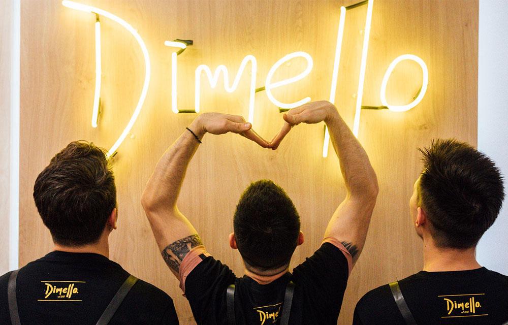 Ο Dimello στο Φεστιβάλ Καφέ του Λονδίνου 2019